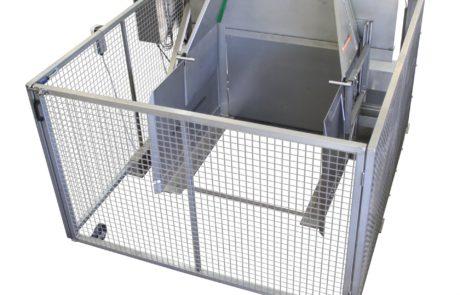 Boxtipper cage